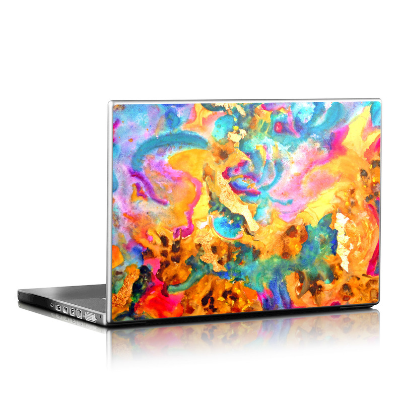 Dawn Dance Laptop Skin