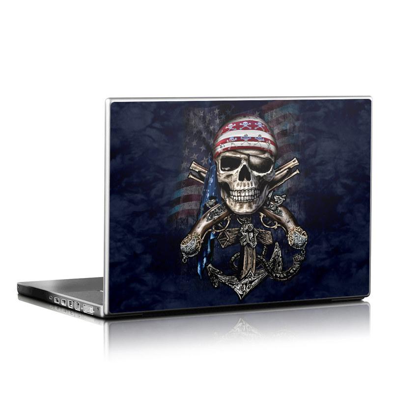 Dead Anchor Laptop Skin