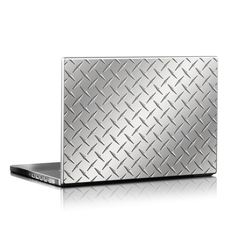 Diamond Plate Laptop Skin
