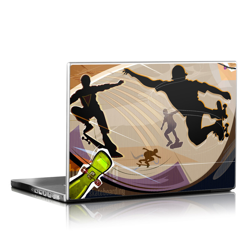 Dogtown Laptop Skin