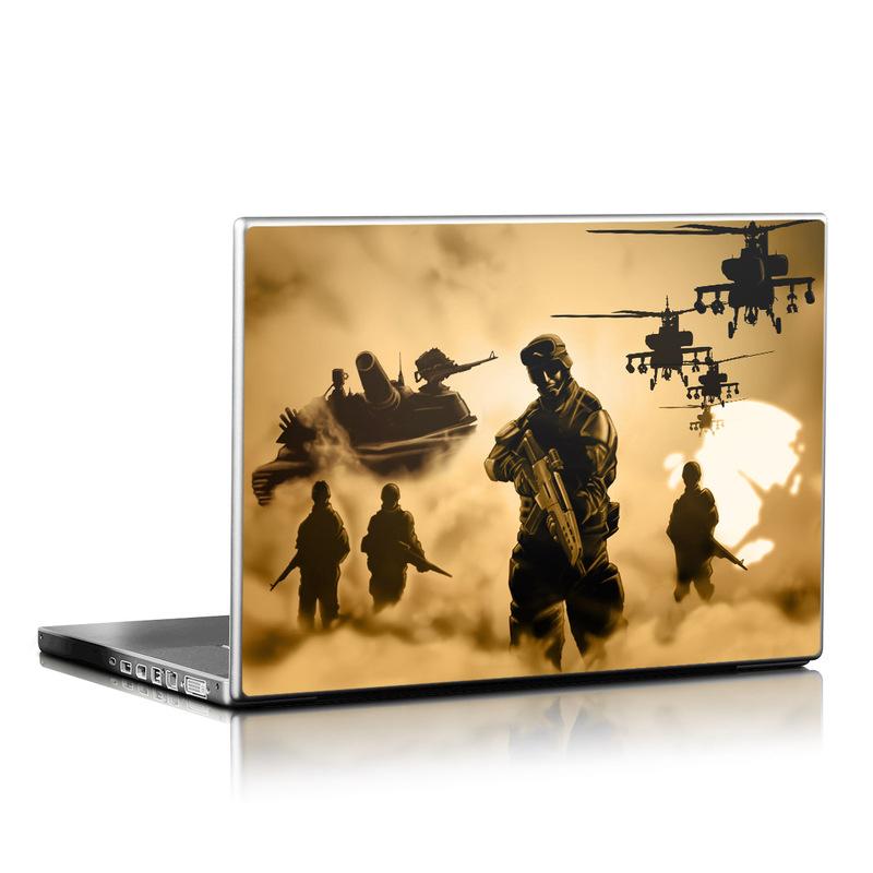 Desert Ops Laptop Skin