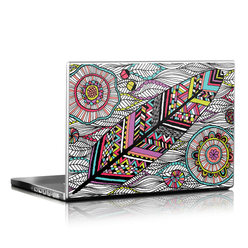 Dream Feather Laptop Skin