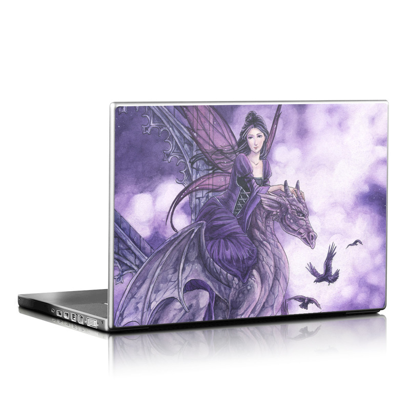 Dragon Sentinel Laptop Skin