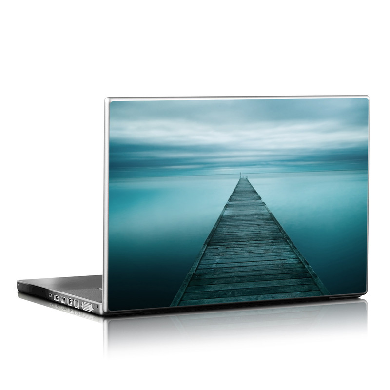 Evening Stillness Laptop Skin
