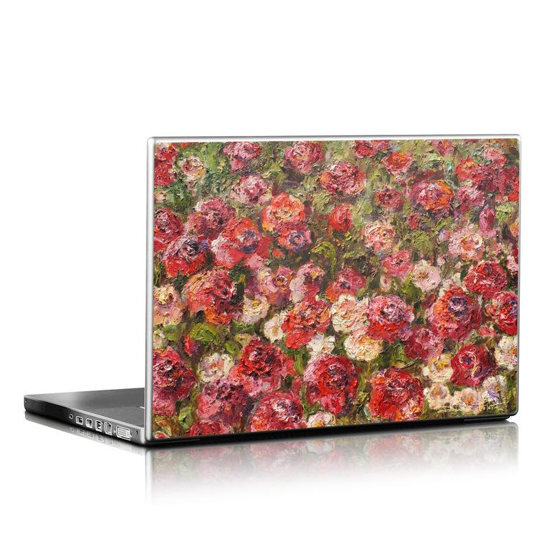 Fleurs Sauvages Laptop Skin