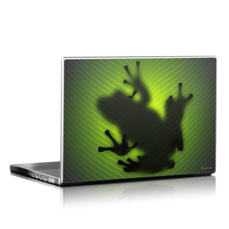 Frog Laptop Skin