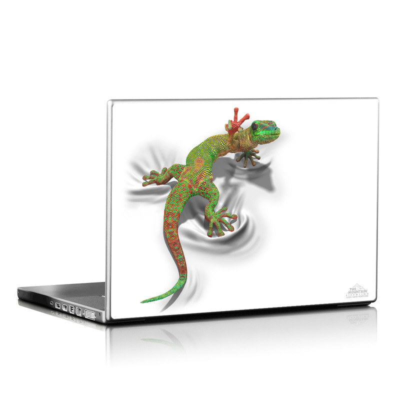 Gecko Laptop Skin