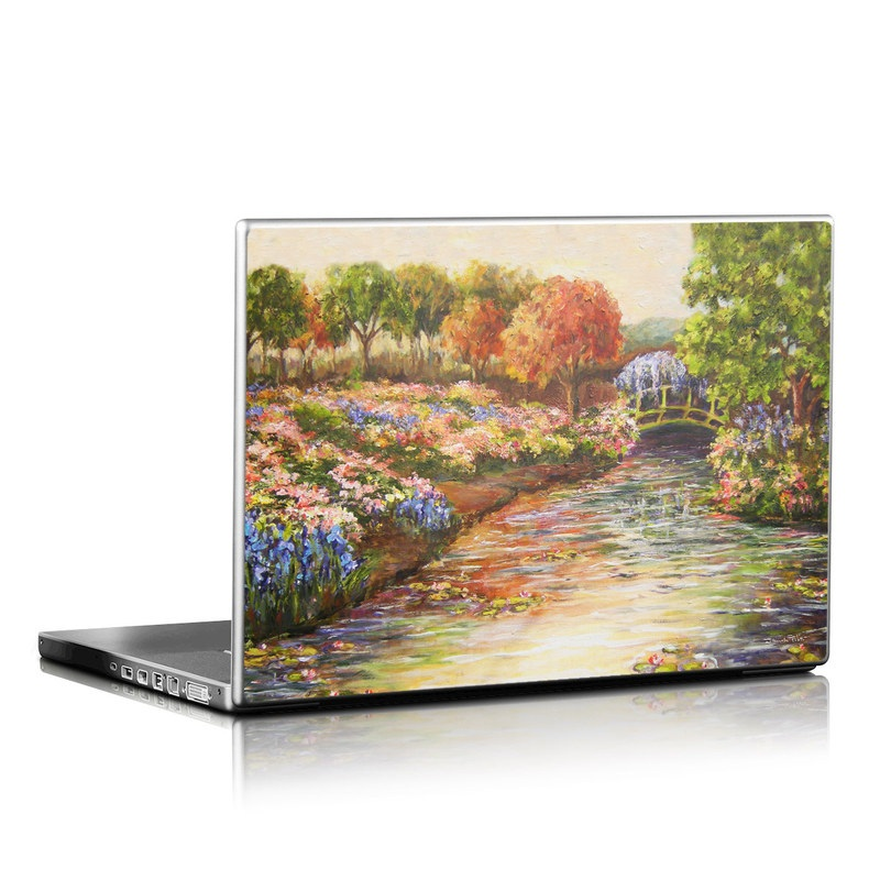 Giverny Forever Laptop Skin