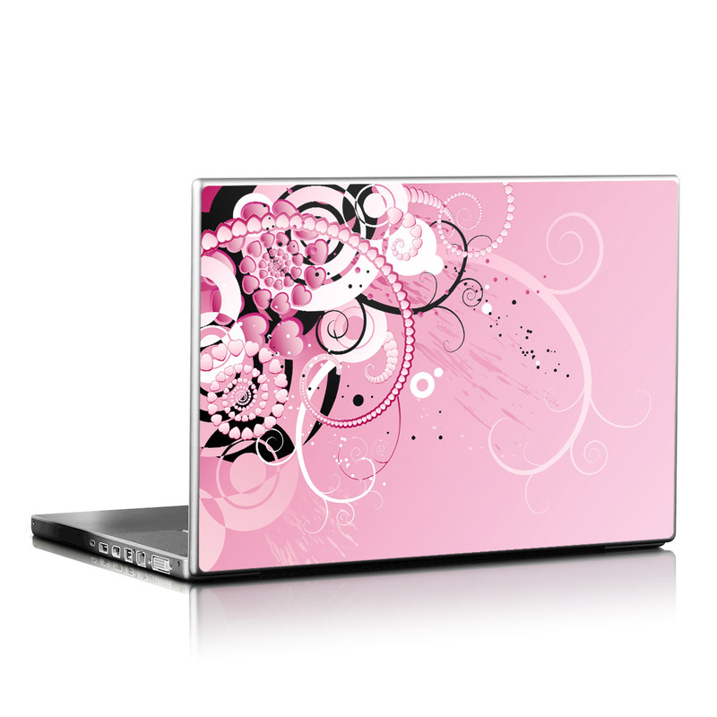 Her Abstraction Laptop Skin