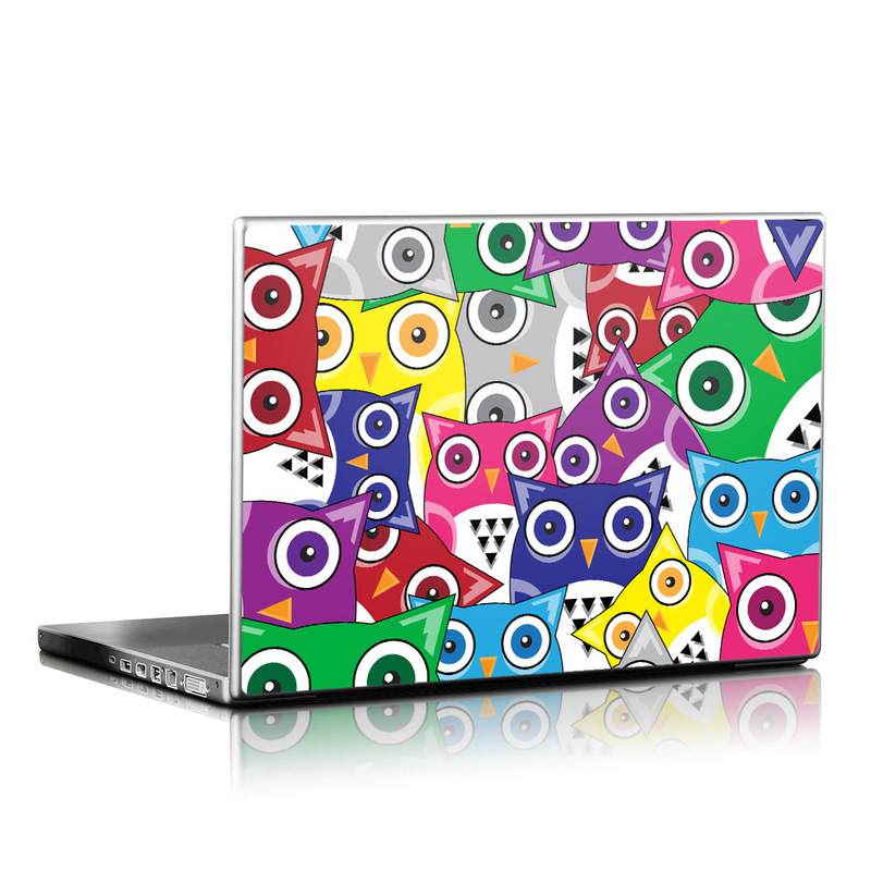 Hoot Laptop Skin