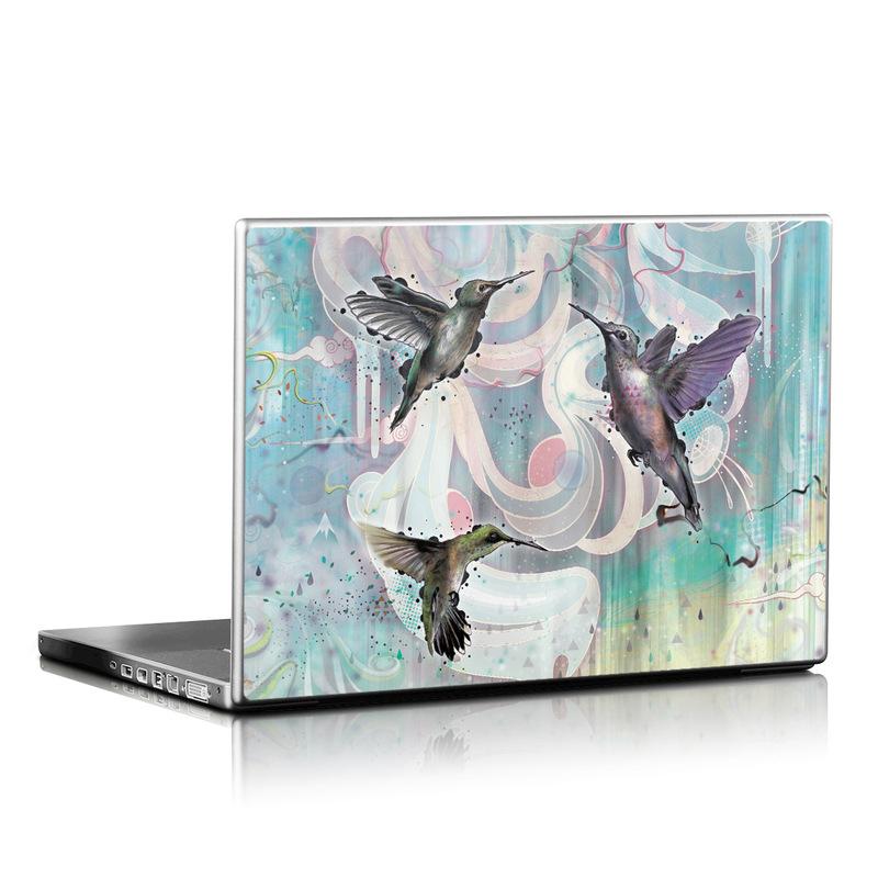 Hummingbirds Laptop Skin