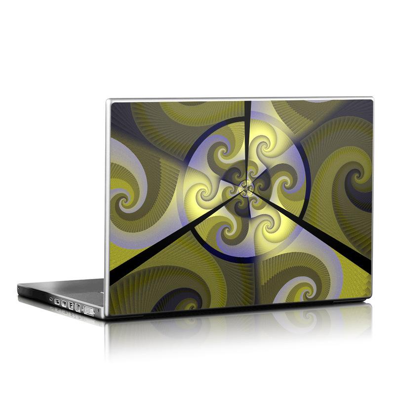 Jazz Transfusion Laptop Skin