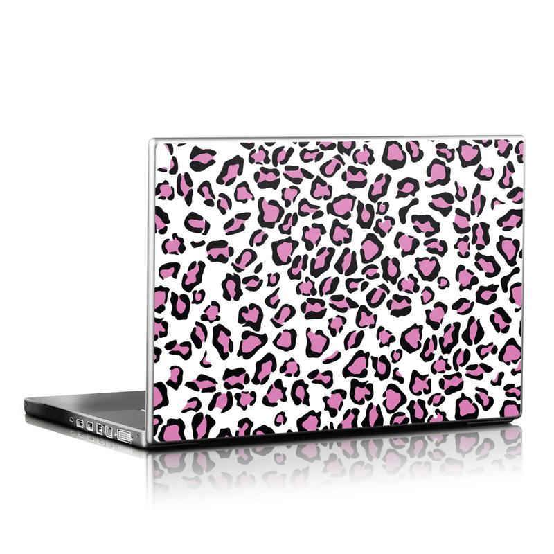 Leopard Love Laptop Skin