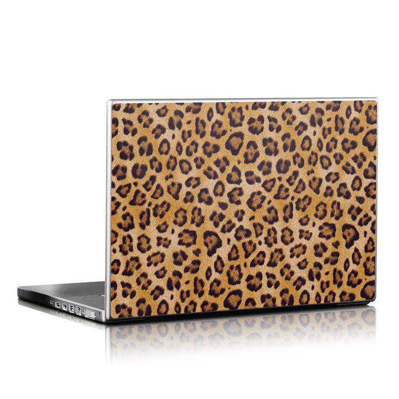 Leopard Spots Laptop Skin