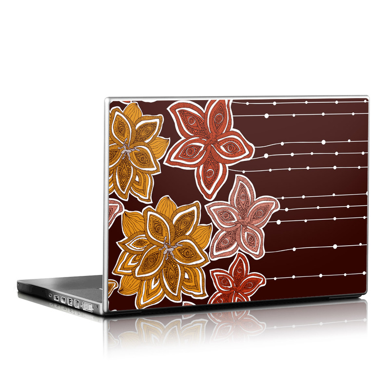 Lila Laptop Skin