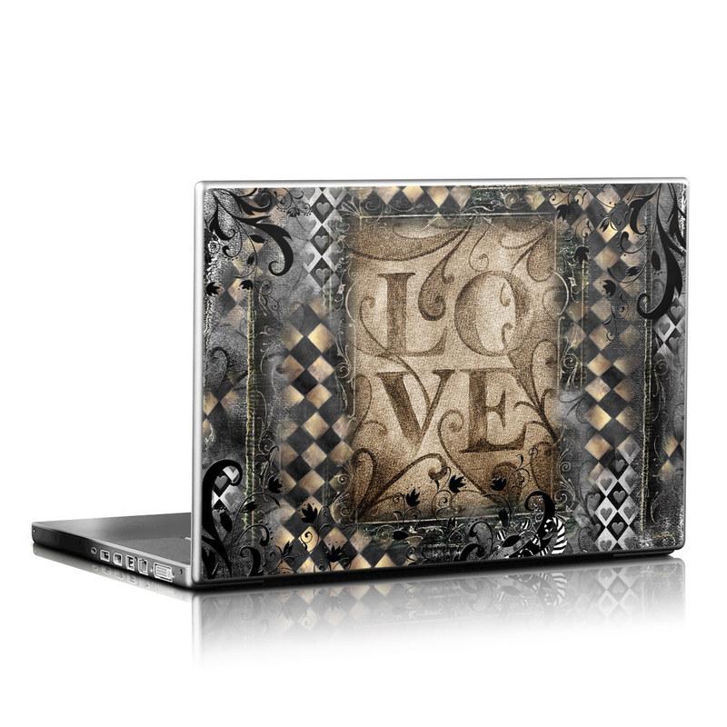 Love's Embrace Laptop Skin