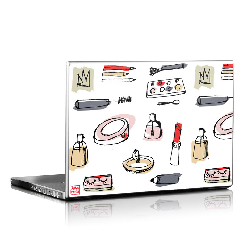 Makeup Laptop Skin