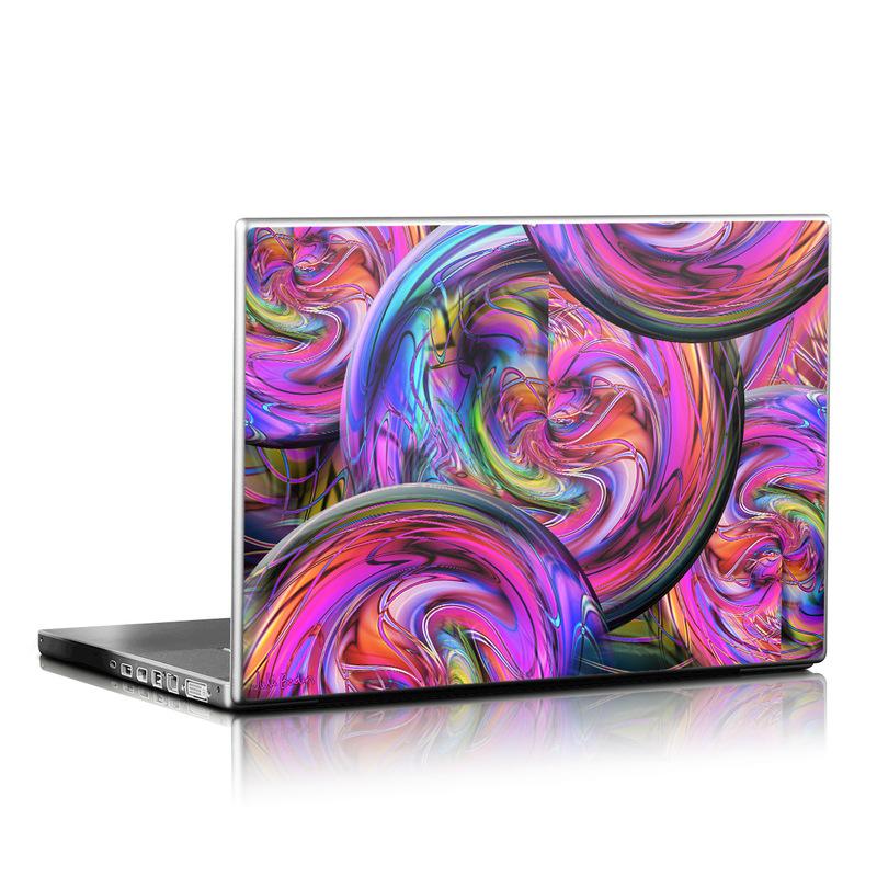 Marbles Laptop Skin