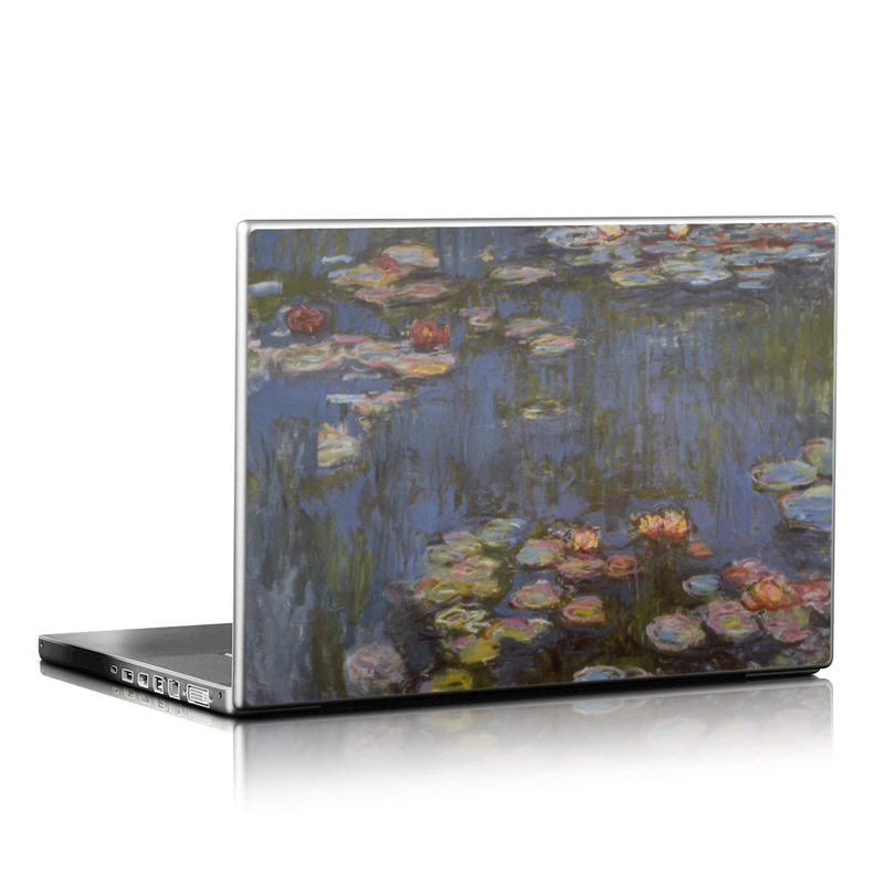 Monet - Waterlilies Laptop Skin