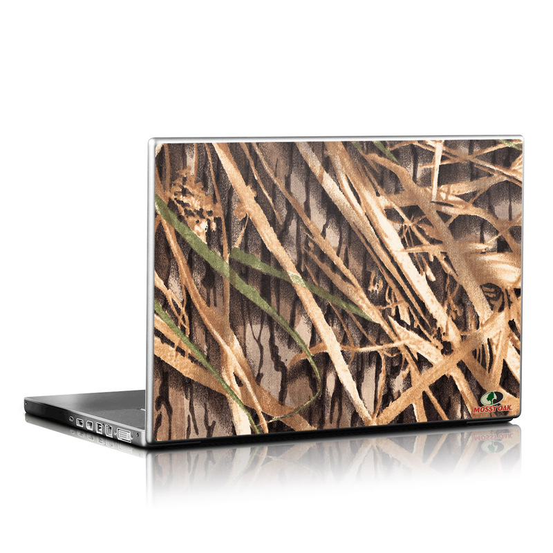 Shadow Grass Laptop Skin