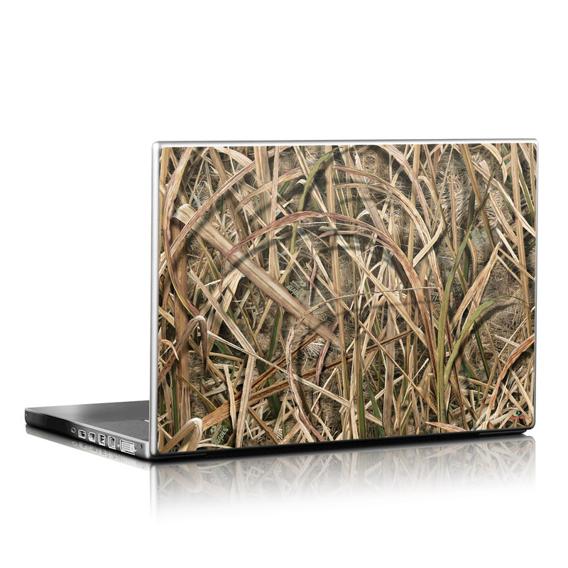 Laptop Skin design of Grass, Straw, Plant, Grass family, Twig, Adaptation, Agriculture with black, green, gray, red colors