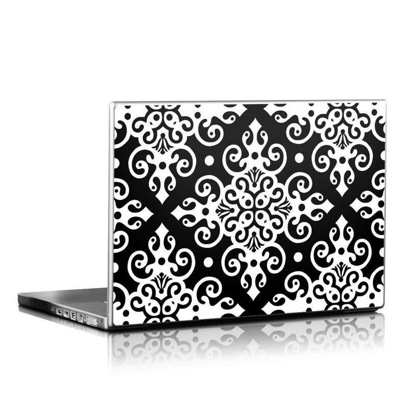 Noir Laptop Skin