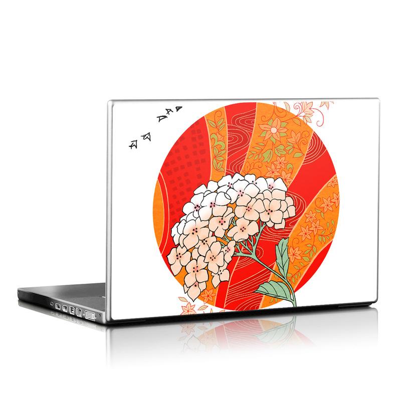 Oriental Daydreams Laptop Skin