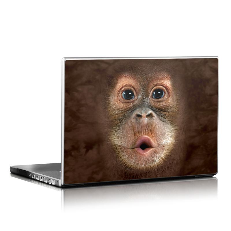 Orangutan Laptop Skin