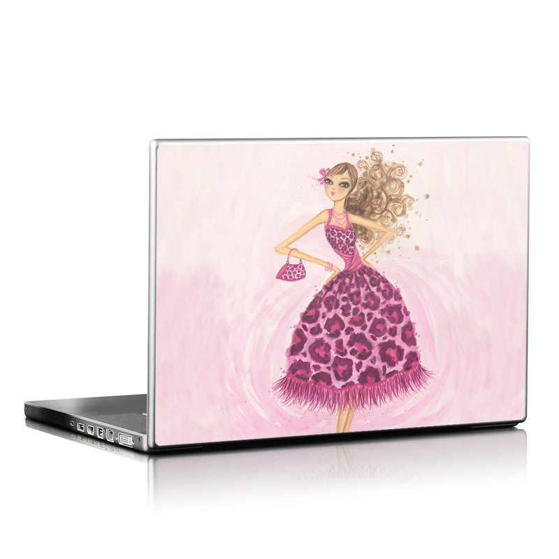 Perfectly Pink Laptop Skin