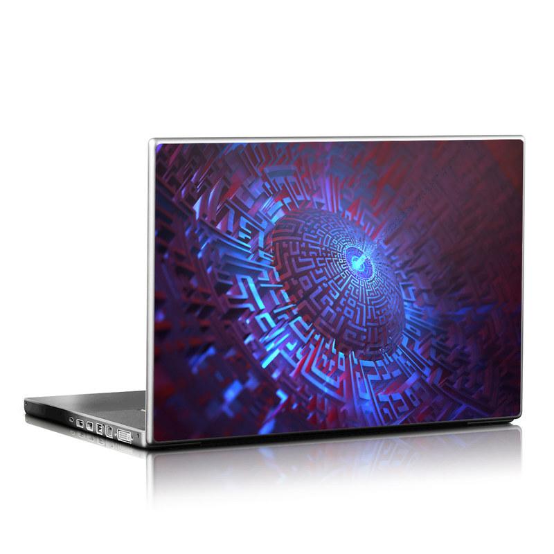 Receptor Laptop Skin