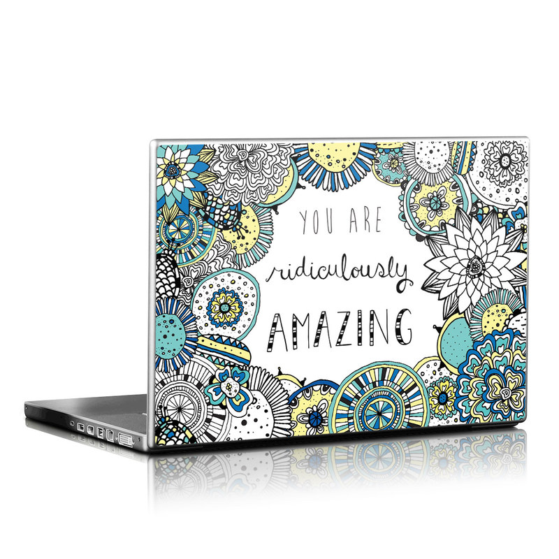 You Are Ridic Laptop Skin