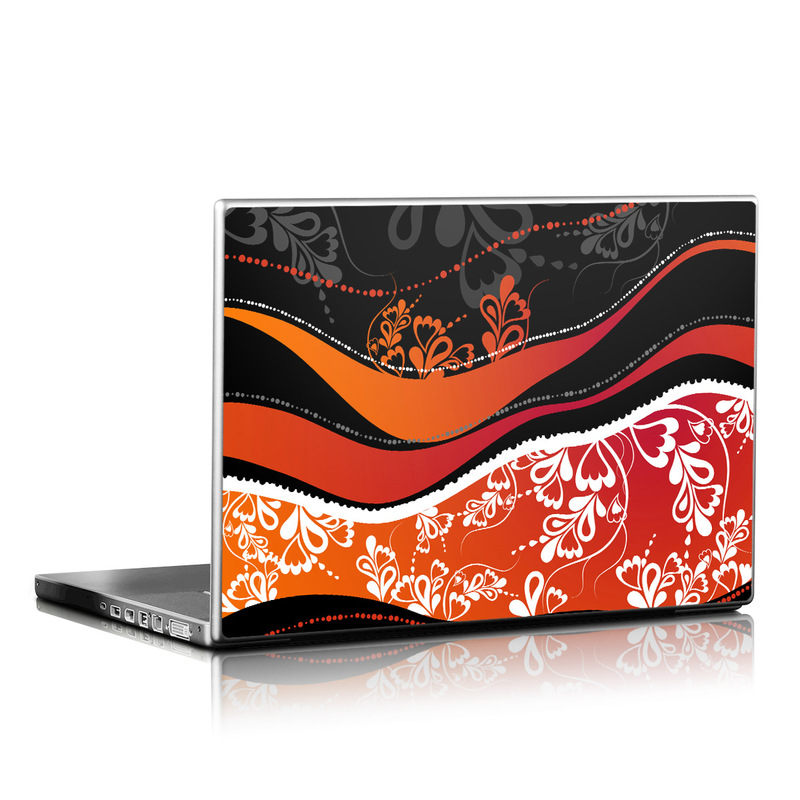 Riptide Laptop Skin