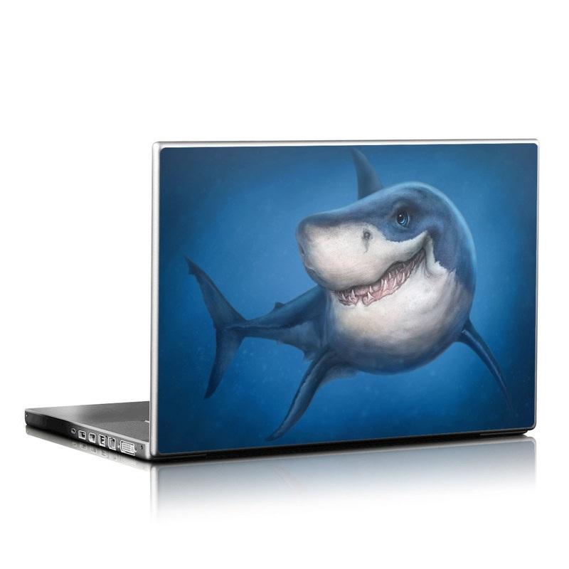 Shark Totem Laptop Skin