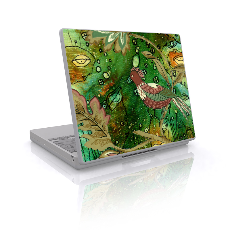 Sing Me A Song Laptop Skin