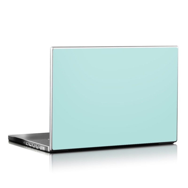 Solid State Mint Laptop Skin