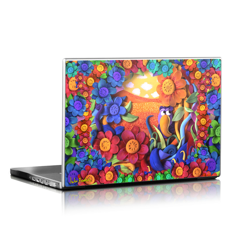 Summerbird Laptop Skin