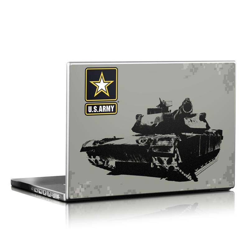 Tank Tuff Laptop Skin