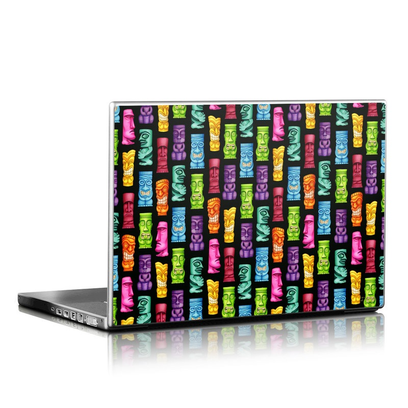Tikis Laptop Skin
