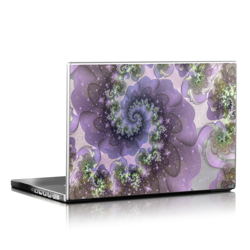 Turbulent Dreams Laptop Skin