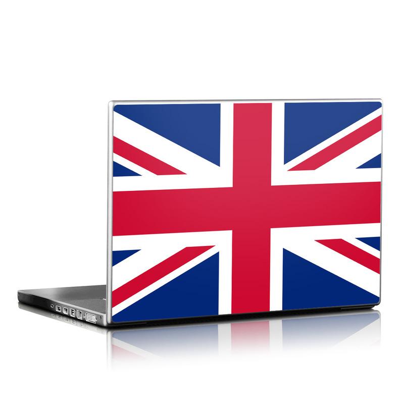 Union Jack Laptop Skin
