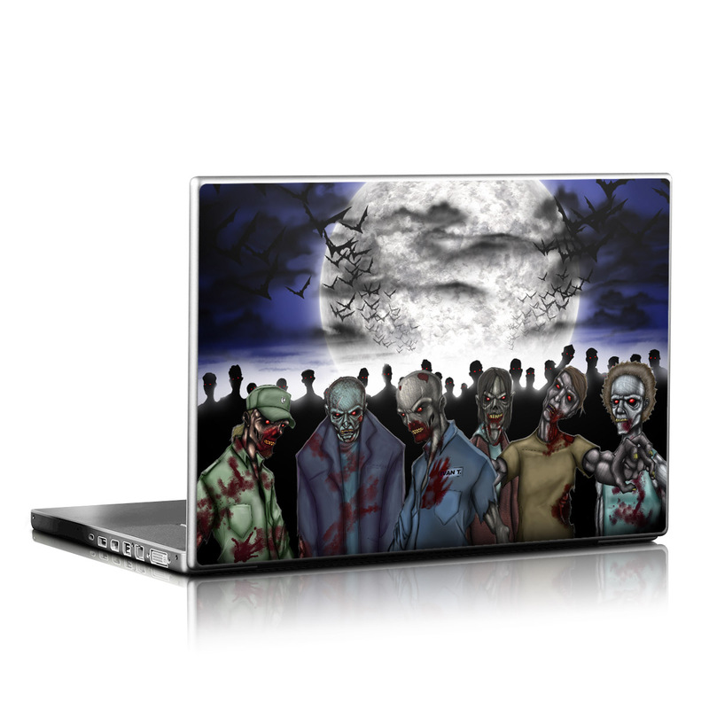 Undead Laptop Skin