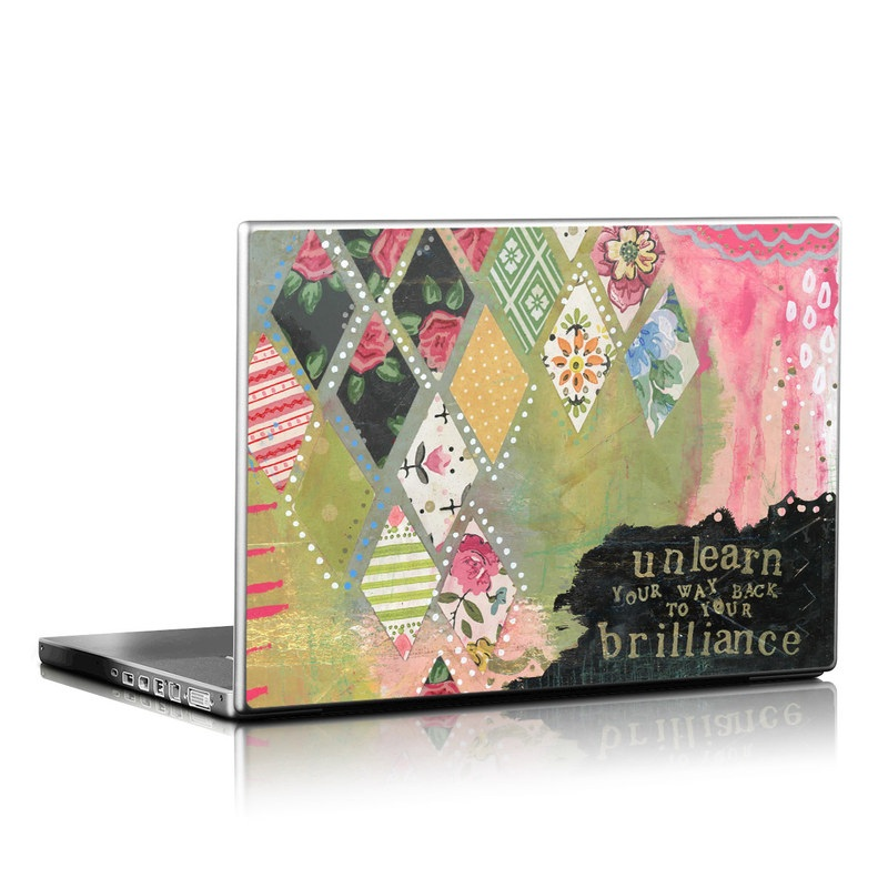 Unlearn Laptop Skin
