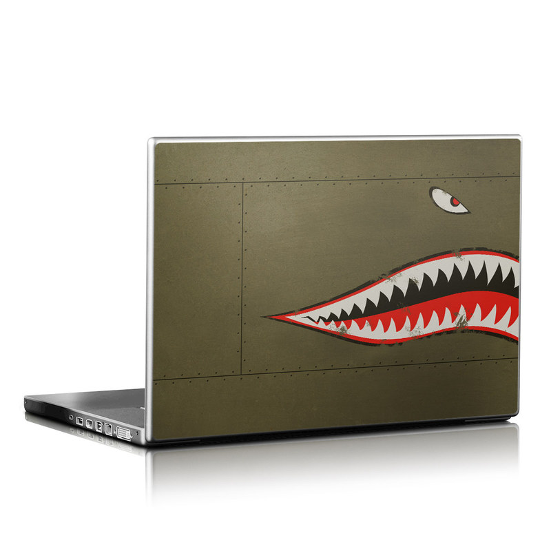 USAF Shark Laptop Skin