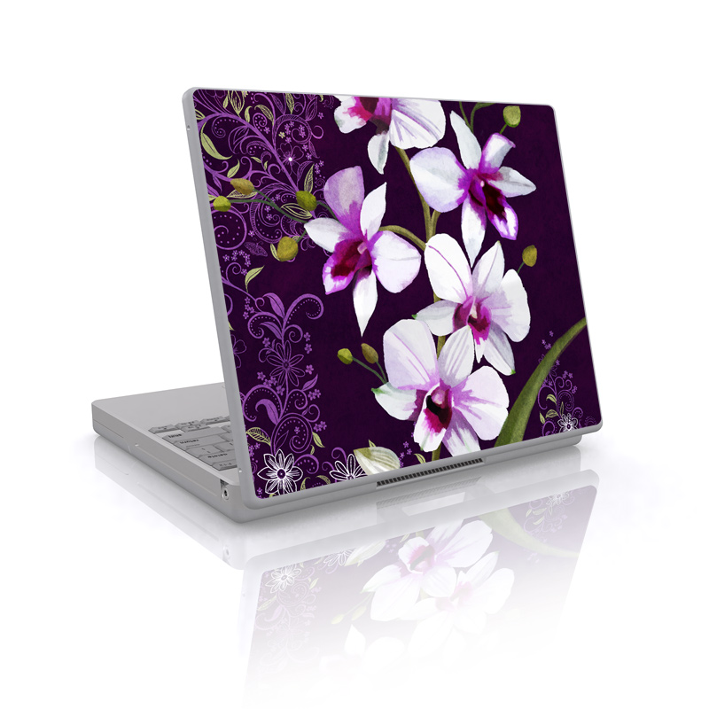 Violet Worlds Laptop Skin