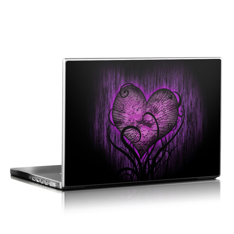 Wicked Laptop Skin