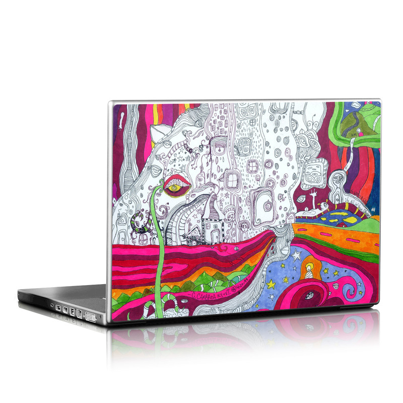 In Your Dreams Laptop Skin