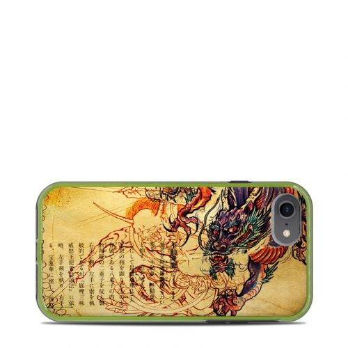 Dragon Legend LifeProof iPhone 8 Slam Case Skin