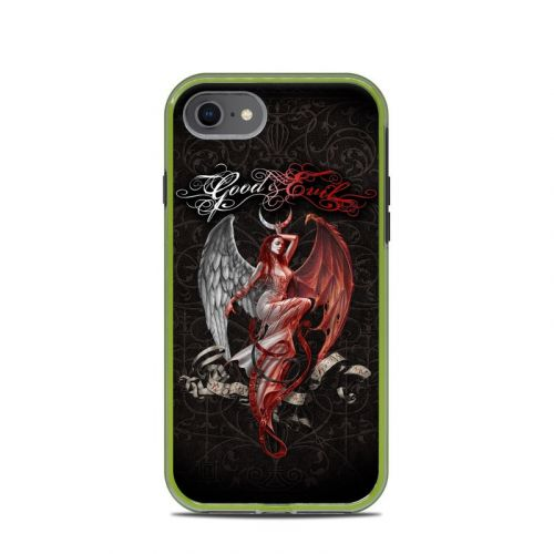 Good and Evil LifeProof iPhone 8 Slam Case Skin