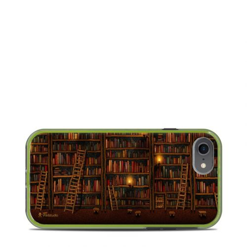 Library LifeProof iPhone 8 Slam Case Skin