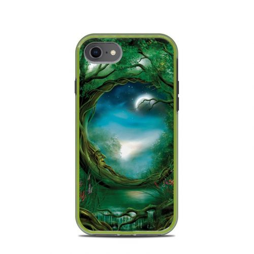 Moon Tree LifeProof iPhone 8 Slam Case Skin